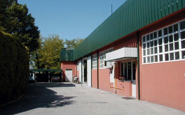 La nostra sede - GIANFRANCO SAVANI SRL