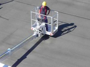 Lavori su tetto